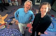 Whit Alexander och Richard Tait.