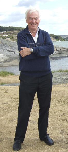 Bert-Inge Hogsved, vd, Hogia.