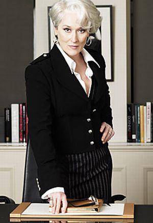 Miranda Priestley