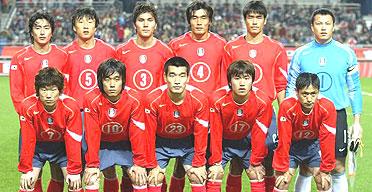 Sydkorea, anno 2002.